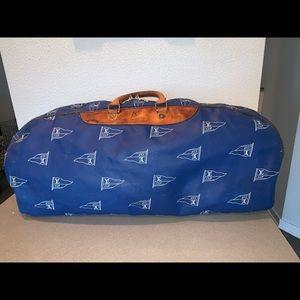 Authentic Louis Vuitton cup travel duffle suitcase
